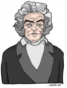 Beethoven – genialiska tolkningar av ett geni