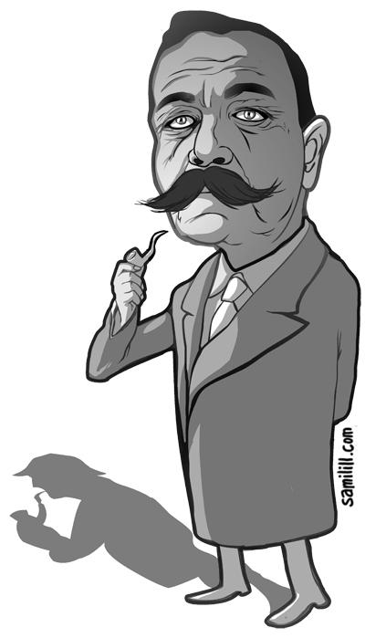 Conan Doyle och den ödesdigra skånevisiten