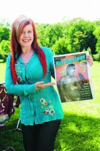 Kate Pierson i B 52's hittade Nya Upplagan i Woodstock