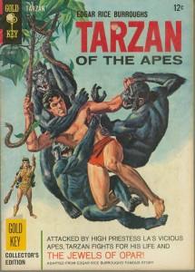 TARZAN –  världens tuffaste snubbe!